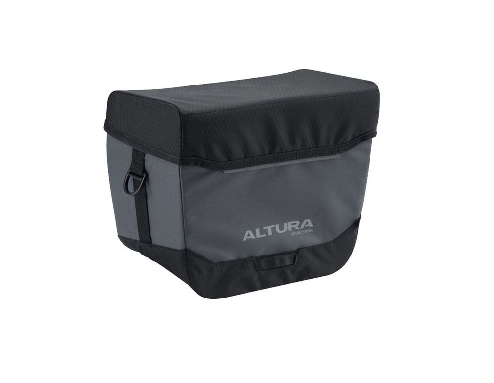 ALTURA Dryline 2 Barbag: Grey/black 7 Litre click to zoom image