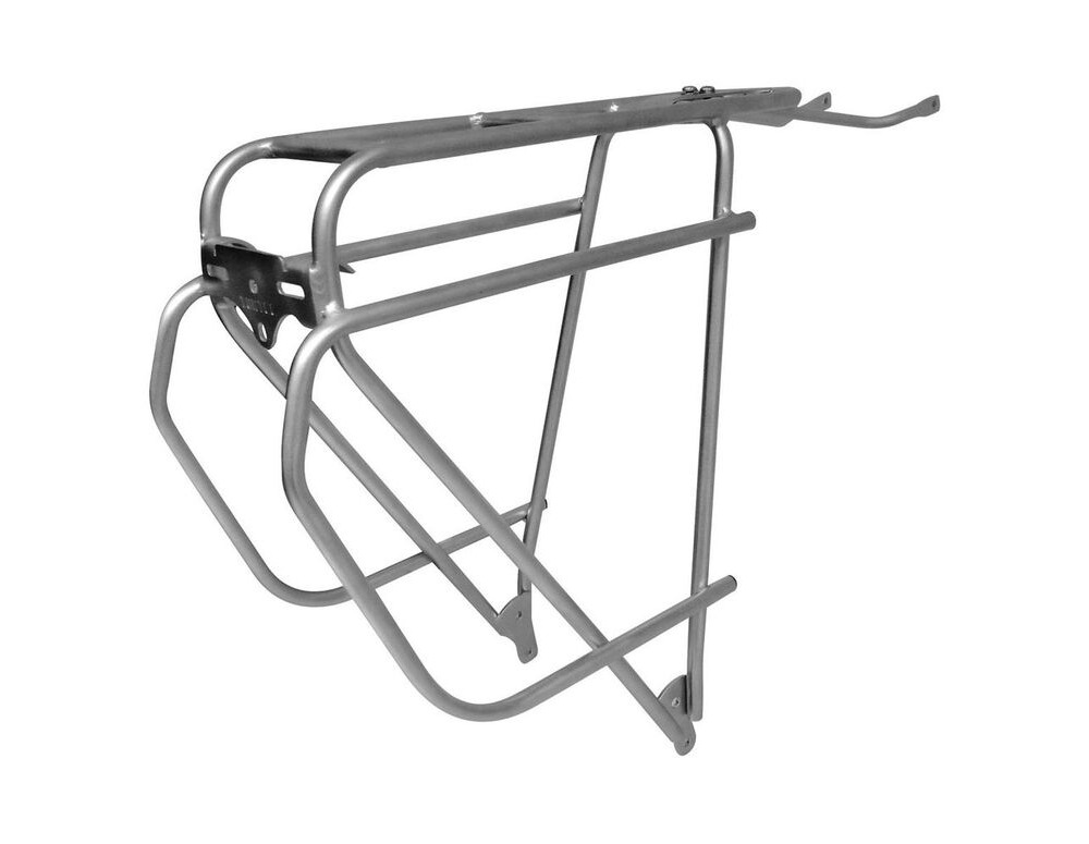 TORTEC Epic Stainless Steel Rear Rack Silver Silver 26-700c click to zoom image