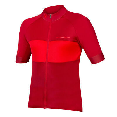 ENDURA FS260-Pro S/S Jersey II S Red  click to zoom image