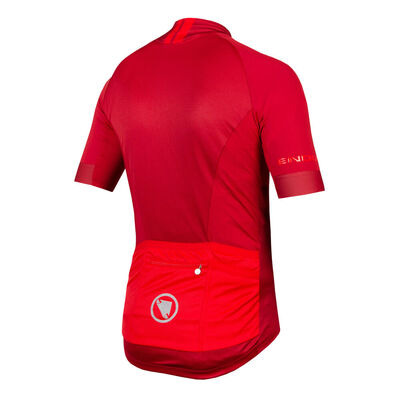 ENDURA FS260-Pro S/S Jersey II M Red  click to zoom image