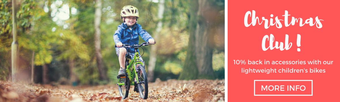 Cyclesense Christmas Club kids bike special offer