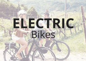 Giant electric bikes for men