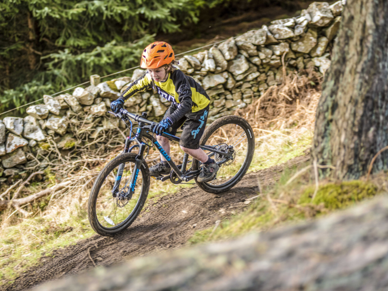 kids' mountain bikes