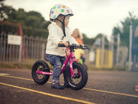 Balance Bike or Stabilisers?