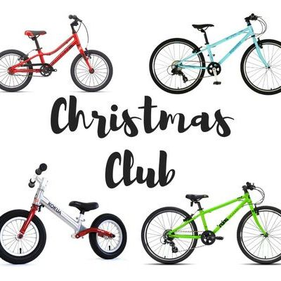 Cyclesense Christmas Club - 10% back in free accessories!